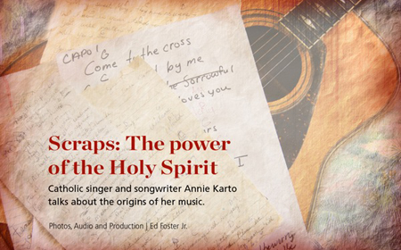 Scraps: The power of the Holy Spirit